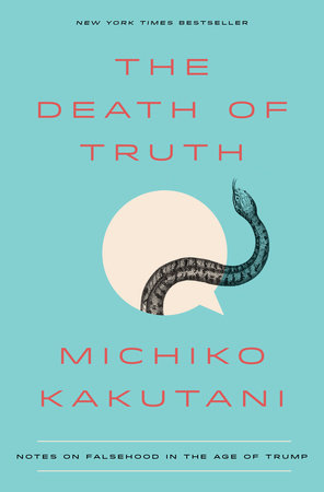 The cover of the book The Death of Truth