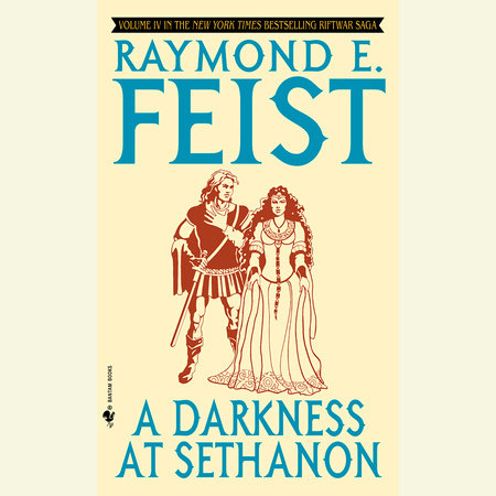 A Darkness at Sethanon by Raymond Feist