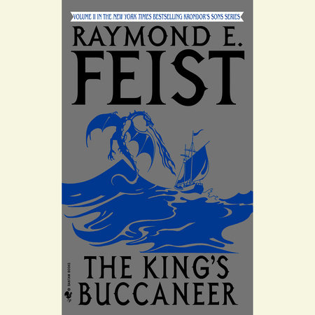 The King's Buccaneer by Raymond Feist