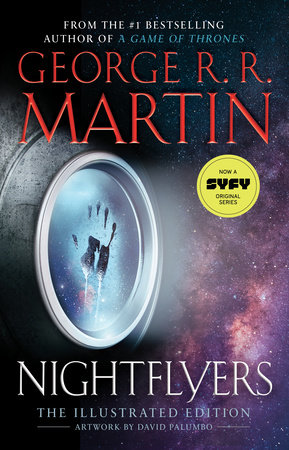 The cover of the book Nightflyers: The Illustrated Edition