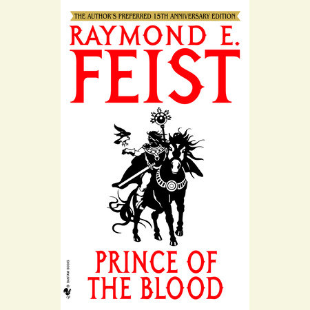 Prince of the Blood by Raymond Feist