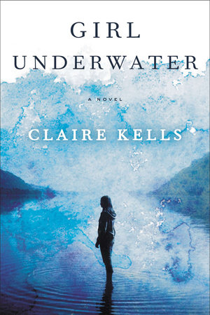 Girl Underwater by Claire Kells