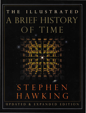 The Illustrated A Brief History of Time by Stephen Hawking