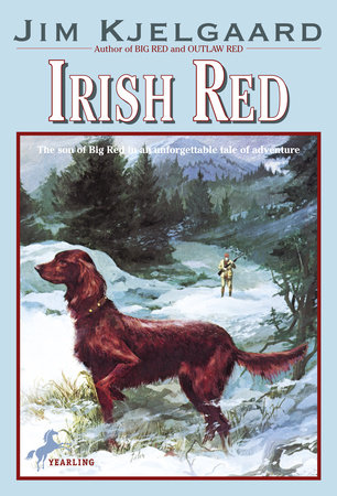 Irish Red by Jim Kjelgaard