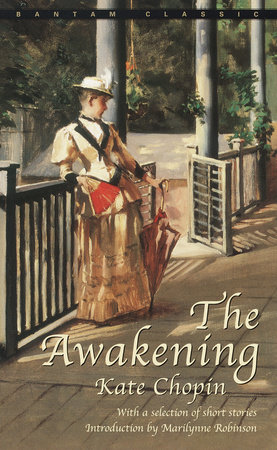 The cover of the book The Awakening