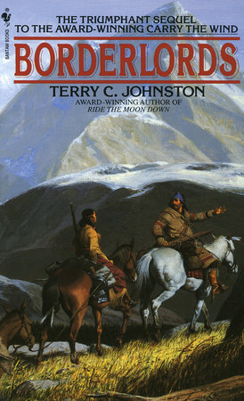 Borderlords by Terry C. Johnston