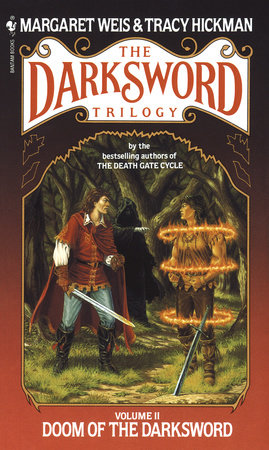 Doom of the Darksword by Margaret Weis and Tracy Hickman