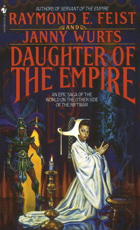 The cover of the book Daughter of the Empire
