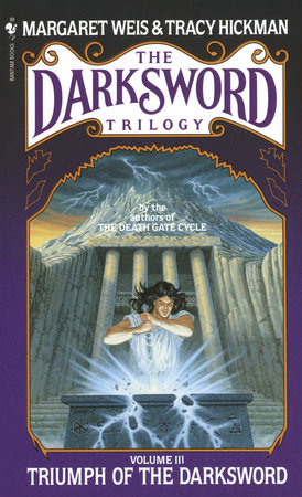 Triumph of the Darksword by Margaret Weis and Tracy Hickman