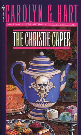 The Christie Caper by Carolyn G. Hart