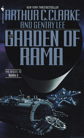 The Garden of Rama by Arthur C. Clarke and Gentry Lee