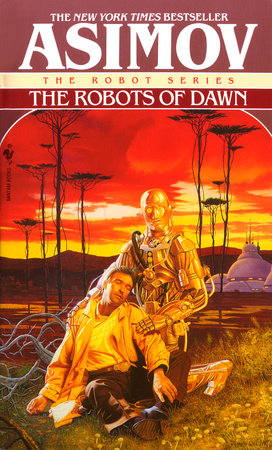 Robots of Dawn by Isaac Asimov