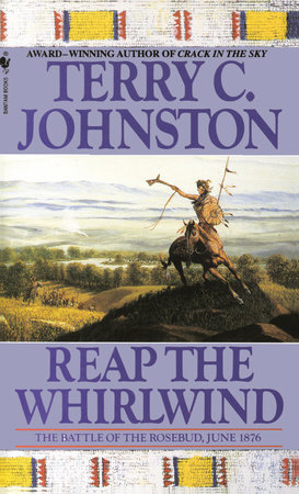 Reap the Whirlwind by Terry C. Johnston