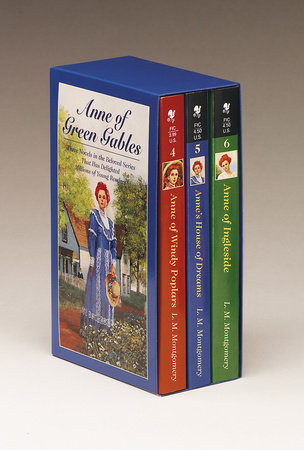 Anne of Green Gables, 3-Book Box Set, Volume II by L.M. Montgomery