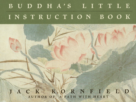 Buddha's Little Instruction Book by Jack Kornfield