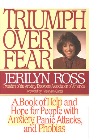 Triumph Over Fear by Jerilyn Ross