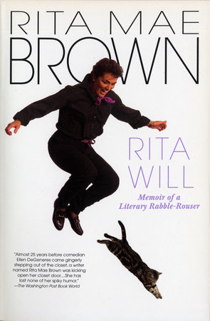 Rita Will by Rita Mae Brown