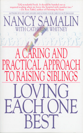 Loving Each One Best by Nancy Samalin