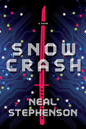 The cover of the book Snow Crash