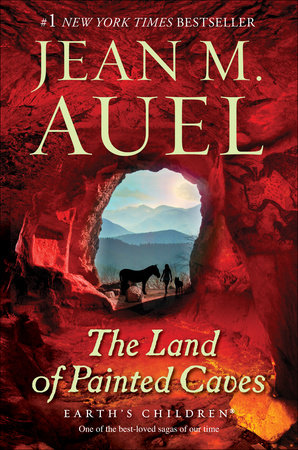 The Land of Painted Caves (with Bonus Content) by Jean M. Auel