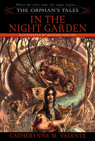 The cover of the book The Orphan's Tales: In the Night Garden
