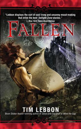 Fallen by Tim Lebbon