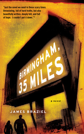Birmingham, 35 Miles by James Braziel