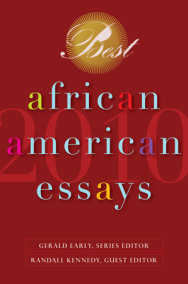 Best African American Essays 2010