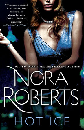Hot Ice by Nora Roberts