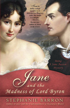 Jane and the Madness of Lord Byron