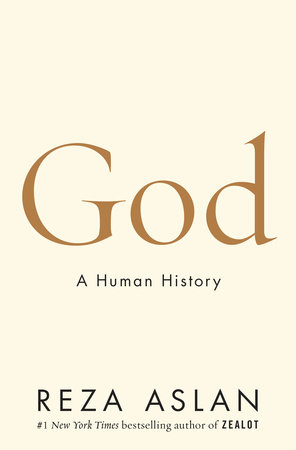 The cover of the book God