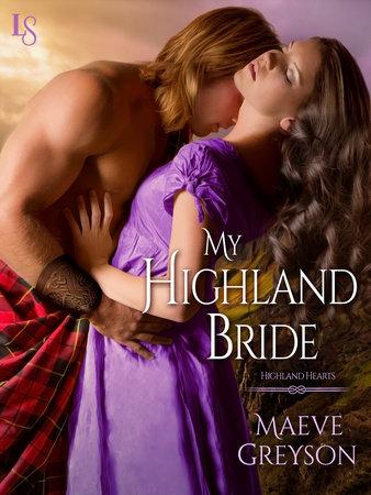 My Highland Bride by Maeve Greyson