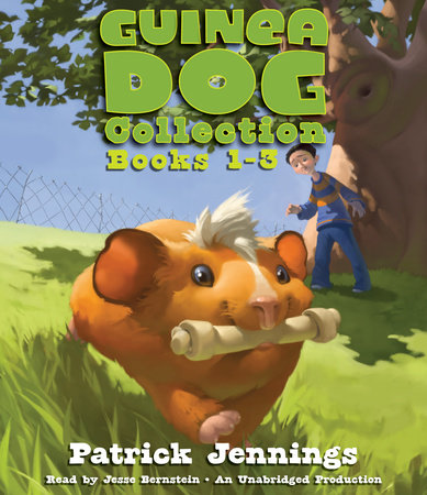 Guinea Dog Collection: Books 1-3 by Patrick Jennings