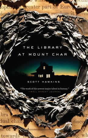 The cover of the book The Library at Mount Char