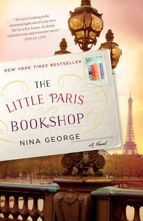 The Little Paris Bookshop Book Cover Picture