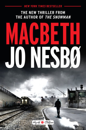 The cover of the book Macbeth