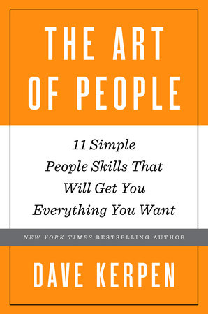 The Art of People by Dave Kerpen