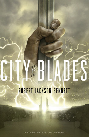 City of Blades Book Cover Picture
