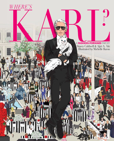 Where's Karl? by Stacey Caldwell and Ajiri A. Aki
