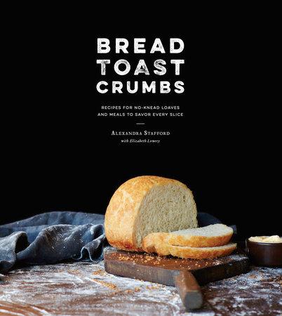 Bread Toast Crumbs by Alexandra Stafford