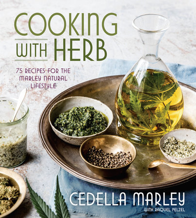 The cover of the book Cooking with Herb