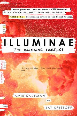 Illuminae by Amie Kaufman,Jay Kristoff