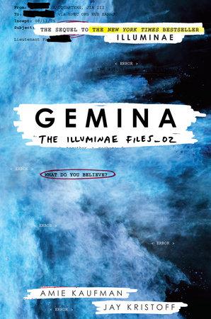 Gemina by Amie Kaufman,Jay Kristoff