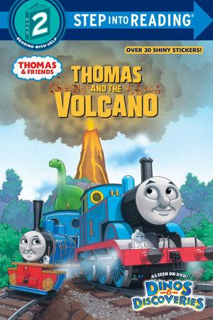 Thomas and the Volcano (Thomas & Friends) by Rev. W. Awdry