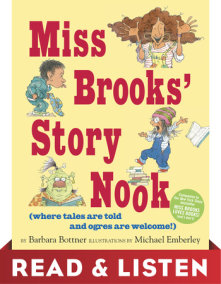 Miss Brooks' Story Nook (where tales are told and ogres are welcome): Read & Listen Edition