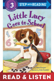 Little Lucy Goes to School: Read & Listen Edition