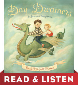 Day Dreamers: Read & Listen Edition