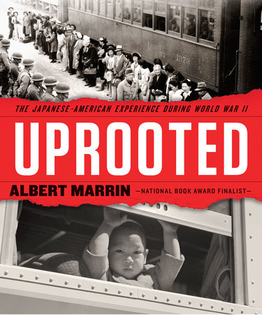 Uprooted by Albert Marrin