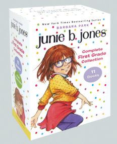 Junie B. Jones Complete First Grade Collection