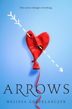 Arrows by Melissa Gorzelanczyk